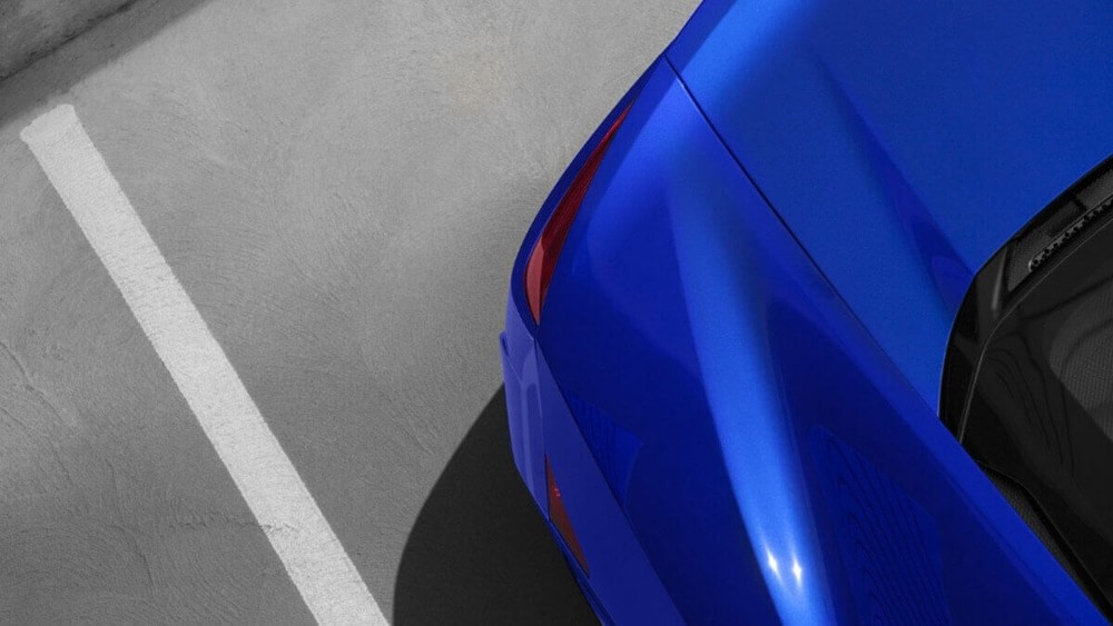 2017 Acura NSX rear exterior