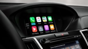 2018 Acura TLX technology features