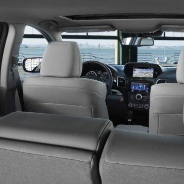 2018 Acura RDX interior