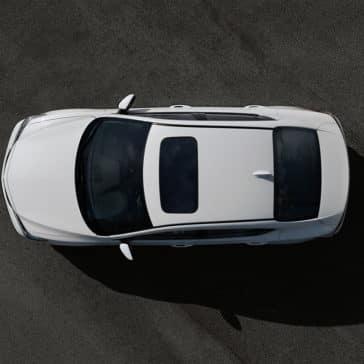 2018 Acura ILX white exterior