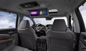 2018 Acura MDX interior features