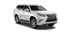 2018 Lexus GX white background