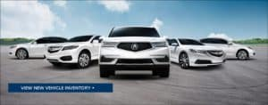 Acura Line Up Banner