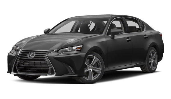 2017 Lexus GS white background