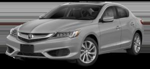 2018 Acura ILX white background