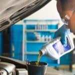 Acura Tech Oil Change