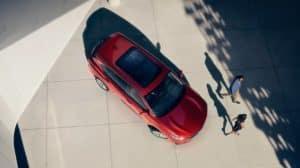2019 Acura RDX red exterior
