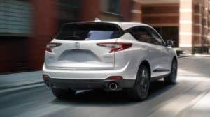 2019 Acura RDX Rear End