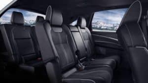 Acura MDX 2019 front interior