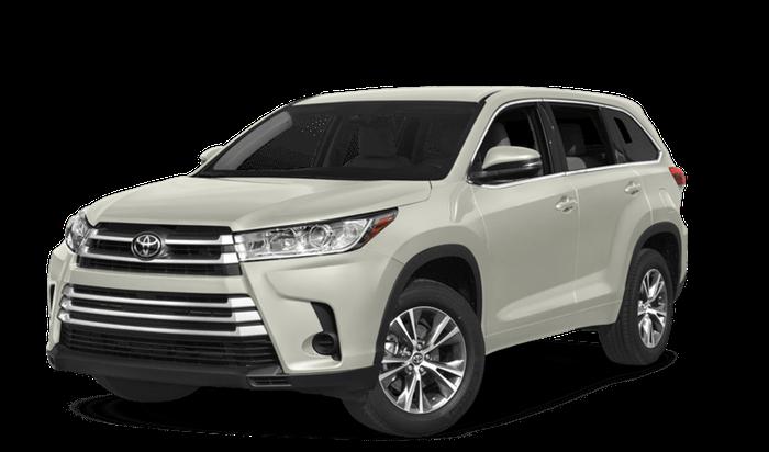 2018 Toyota Highlander Main