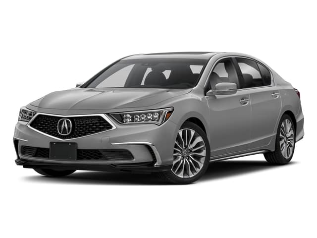 New 2018 Acura RLX with Technology Package Sedan