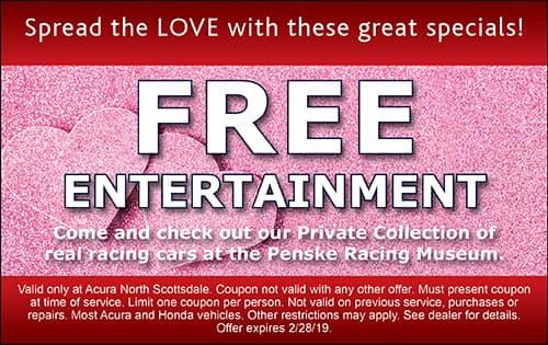 free entertainment