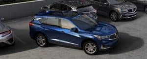 2019 Acura RDX exterior color options