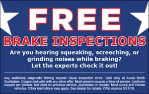 Brake Inspections