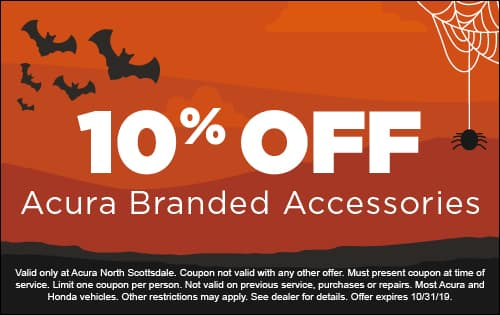 10% off Branded accessories