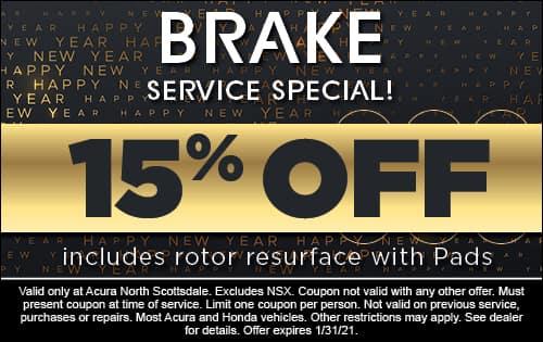 Brake offers