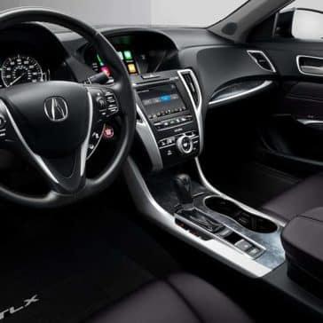 2020 Acura TLX Dash