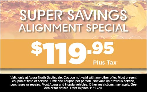 Super savings alignment special