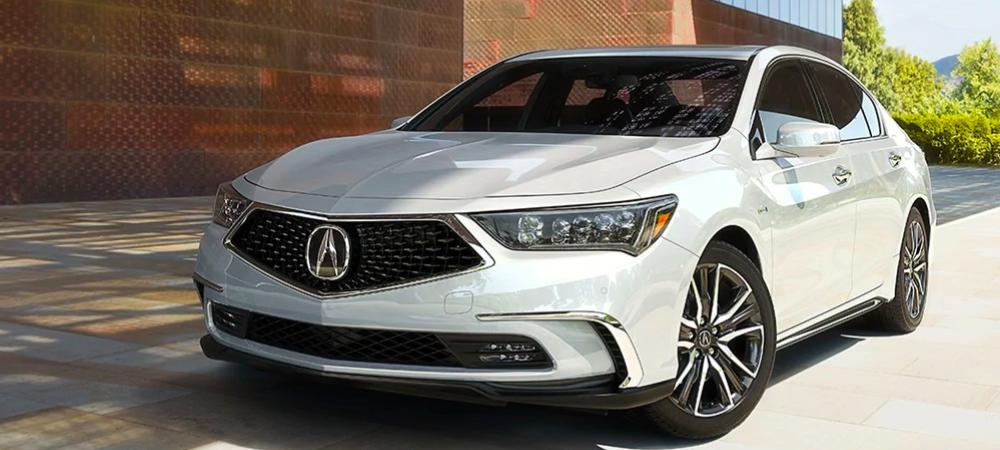 Acura RLX 2020 Putih