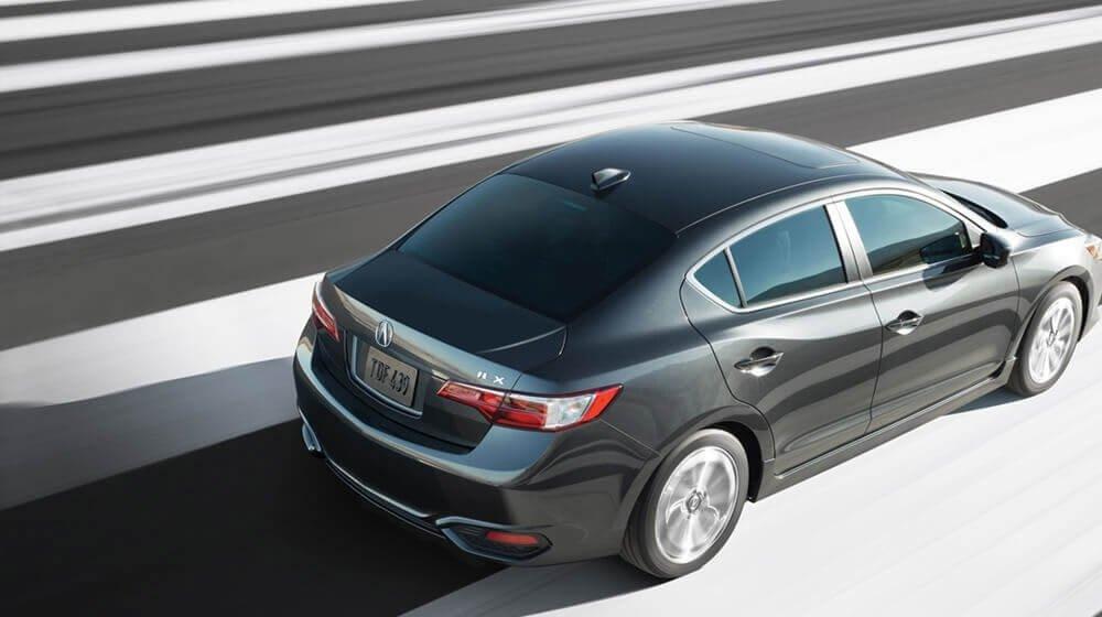 2017 Acura ILX dark exterior