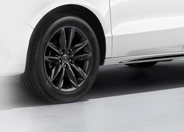 MDX 2019 A-Spec Tabs 20 inch wheels