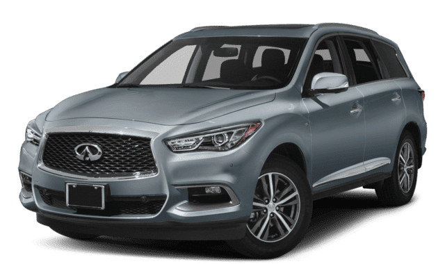 Blue Green 2018 Infiniti QX60