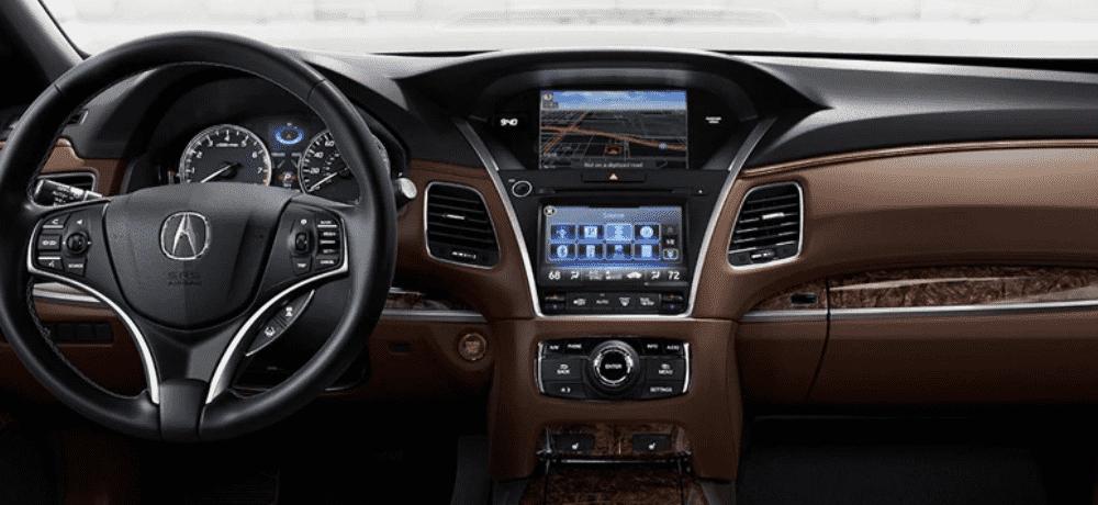 Dashboard Interior