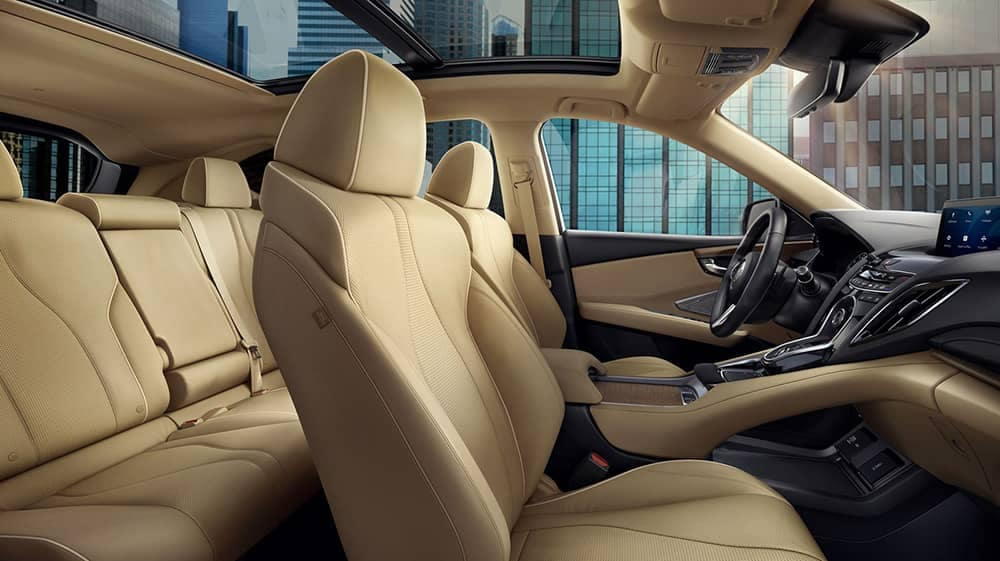 2019 Acura RDX Interior Seating