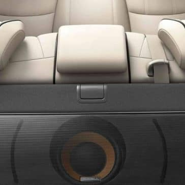 14 speaker Krell audio system in 2019 Acura RLX