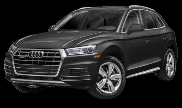 Black Audi Q5