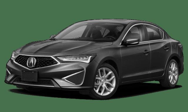 Silver 2019 Acura ILX