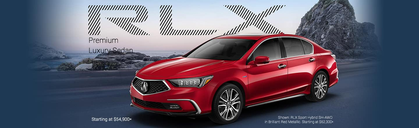 Related Acura RLX Lease Deals