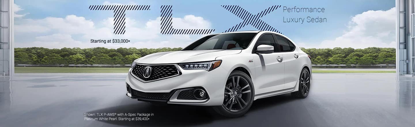 2019 Acura TLX Cherry Hill NJ | New Acura TLX in