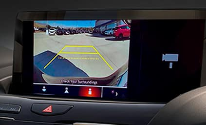 Multi-View Rear Camera