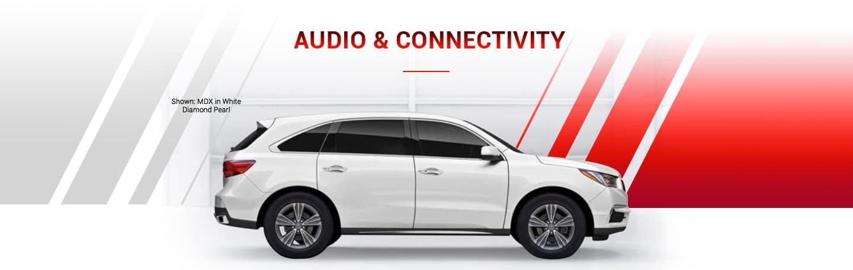 Audio-connectivity