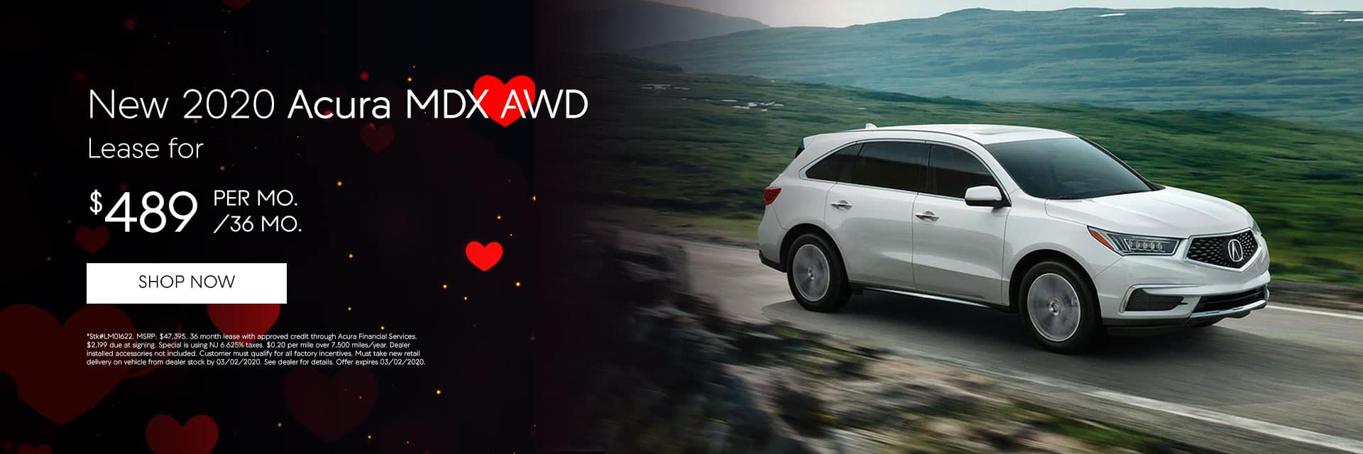 MDX Lease