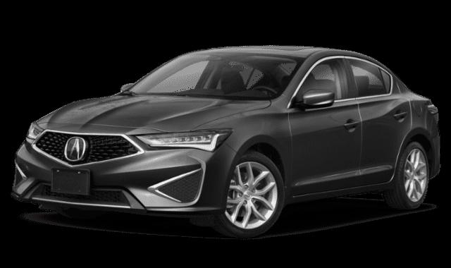 2020 Acura ILX comparison image