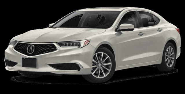 2020 Acura TLX comparison image