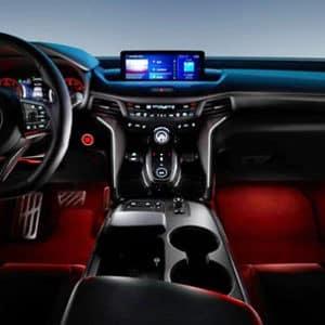 Acura TLX Interior Dashboard