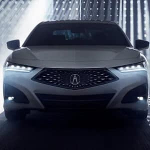 Acura TLX Front End