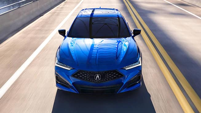 Acura TLX Power and Precision