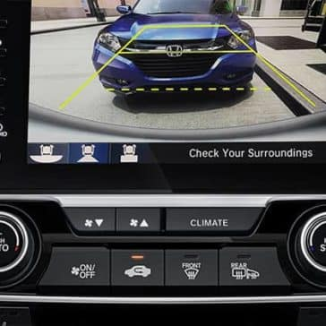 2019 Honda Civic Camera