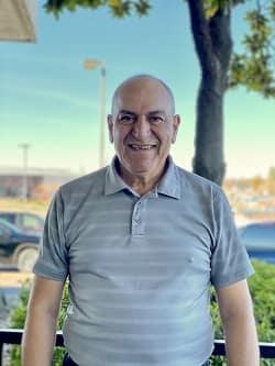 Fred Esfandiari