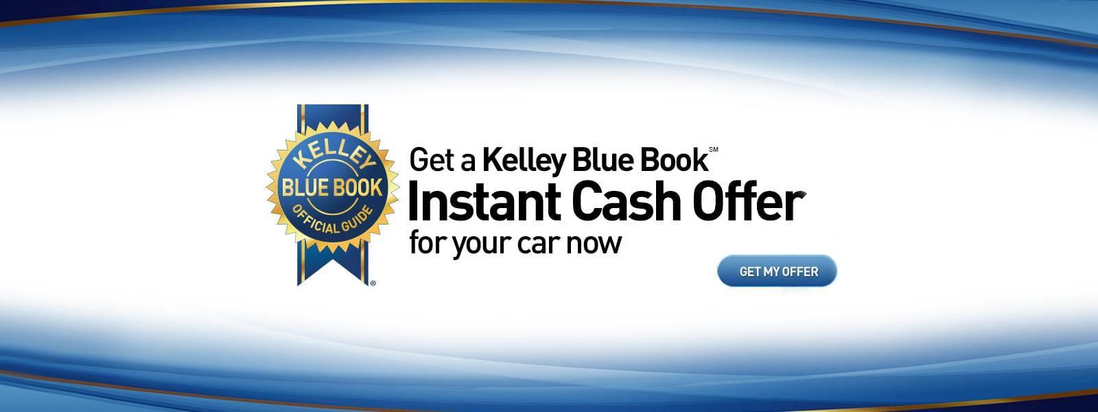 Kelley Blue Book Banner
