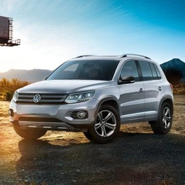 2017 Volkswagen Tiguan Billboard