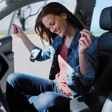 2017 Volkswagen Tiguan Interior Passenger
