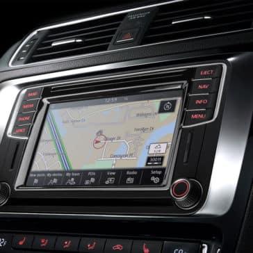 2018 Volkswagen Jetta touchscreen