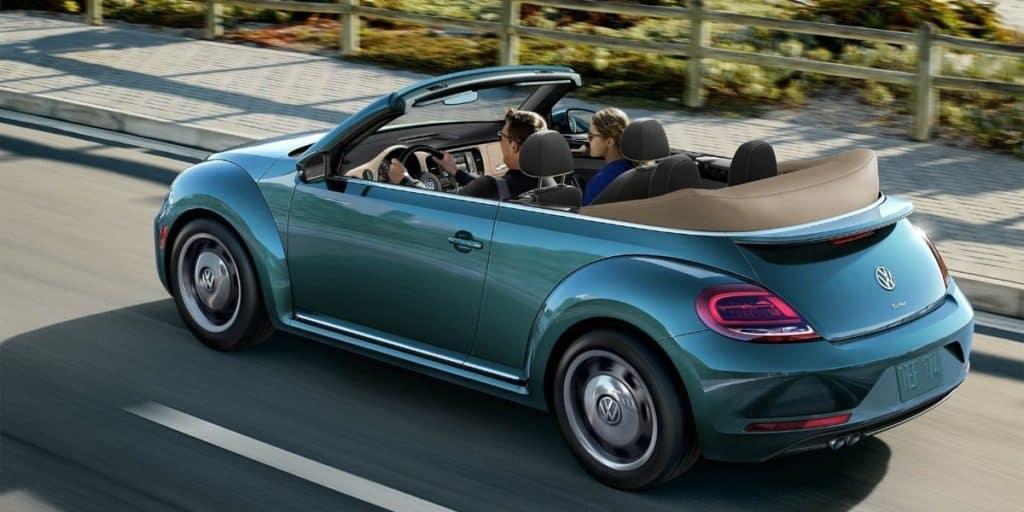 Volkswagen Beetle Convertible personalization
