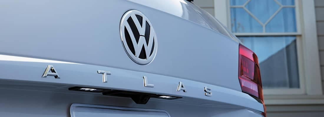 2018 VW Atlas Logo