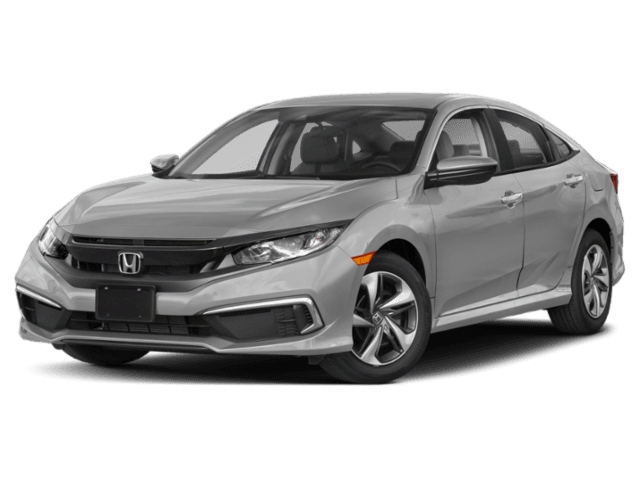 2019 Honda Civic Sedan in Grey